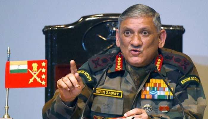 सेना-पुलिस झड़प : रावत बोले 'दोषी जवानों को मिलेगी सजा', कर्नल ने भी पुलिस को धमकाया था