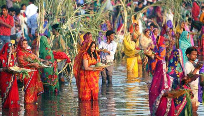 third day of chhath puja and Sandhya Arghya Timings, Vidhi and Tithi Dharam