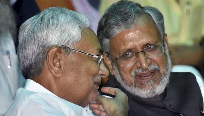 उपेंद्र कुशवाहा को लगा झटका, 'नीच' कहने के मामले में नीतीश कुमार के सपोर्ट में उतरे सुशील मोदी