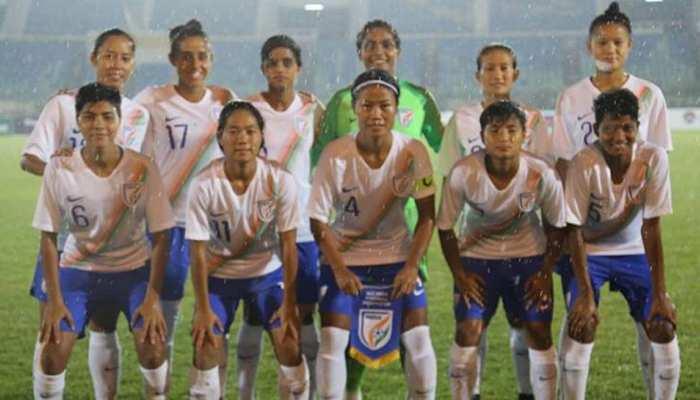 भारतीय महिला फुटबॉल टीम पहली बार ओलंपिक क्वालीफायर्स के दूसरे दौर में पहुंची