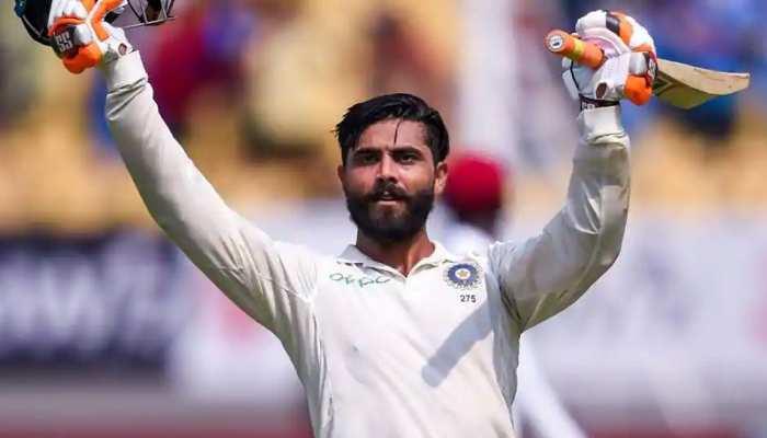 रणजी ट्रॉफी में भी जडेजा का ऑलराउंड परफॉर्मेंस, नाबाद 178 रनों के साथ झटके 4 विकेट
