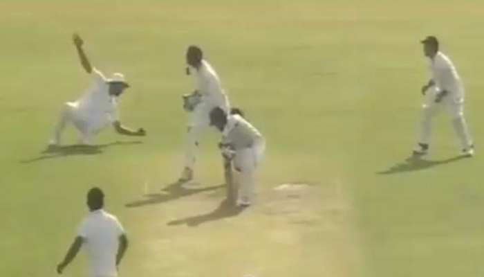 VIDEO: सुरेश रैना ने एक हाथ से लपका शानदार कैच, सब कर रहे वाह-वाह