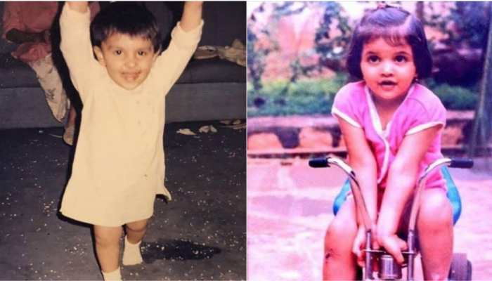bollywood celebraties shares their childhood photos on social media Children's Day