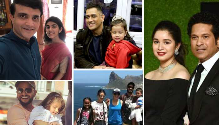 Meet Celebrity kids of Indian Cricketers