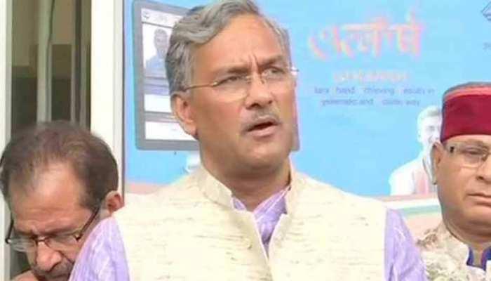उत्तराखंड : मुख्यमंत्री त्रिवेंद्र सिंह रावत ने कहा, NIT श्रीनगर को जल्द मिलेगा स्थायी परिसर