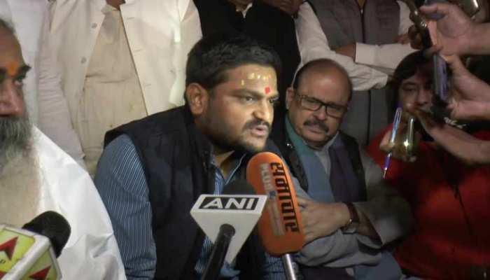हार्दिक पटेल बोले- '...मैं मानता हूं कि 125 करोड़ हिंदुस्तानियों का नाम राम रख देना चाहिए'