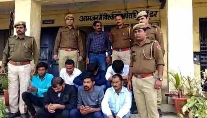 कोटा में सेक्स रेकेट का भांडाफोड़, पूर्व संरपंच सहित देह व्यापार चला रहा दलाल गिरफ्तार