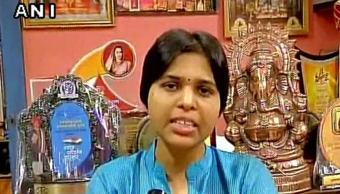 Trupti Desai is an Indian gender equality activist know more about her
