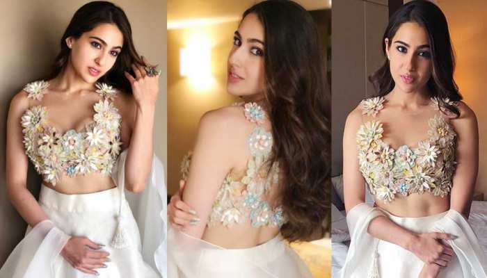 See the viral photos of Sara Ali khan