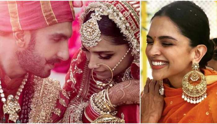 ten photos of deepika padukone and ranveer singhs wedding lake como Italy