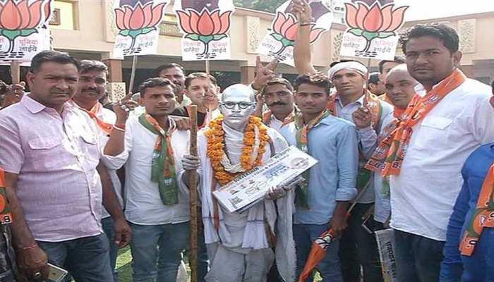 राजस्थान चुनाव: जब गांधीजी को चुनाव प्रचार करते देख लोग हुए हैरान