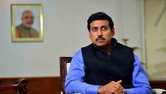 राजस्थान चुनाव: राज्यवर्धन राठौड़ की जी मीडिया से खास बातचीत, कहा- बीजेपी की जीत सुनिश्चित