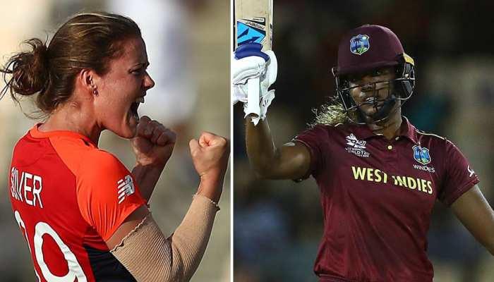 महिला टी-20 वर्ल्डकप : वेस्टइंडीज और इंग्लैंड भी पहुंची सेमीफाइनल में