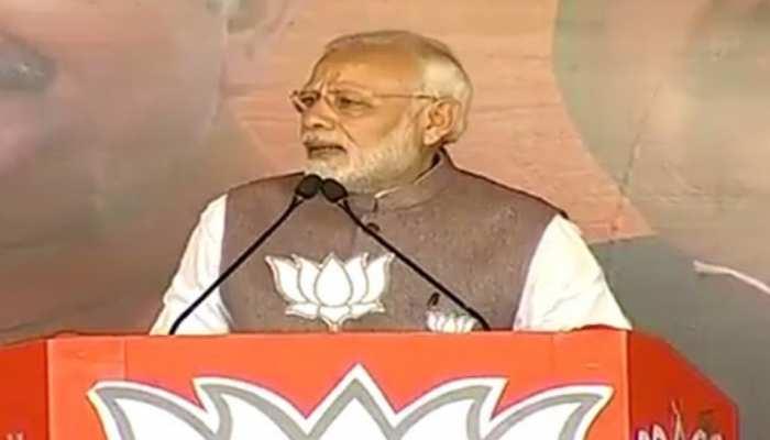 यदि नेहरू की मेहरबानी से चाय वाला PM बन गया...तो कांग्रेस किसी दूसरे को अध्यक्ष बना दे: पीएम मोदी