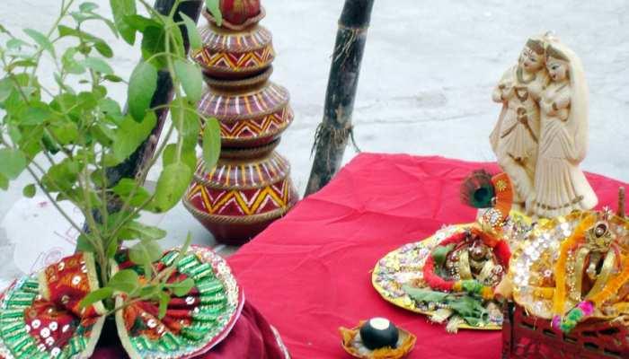 Devuthani Ekadashi Vrat Tulsi Vivah Importance and shubh muhurat of tulsi vivah Dharam