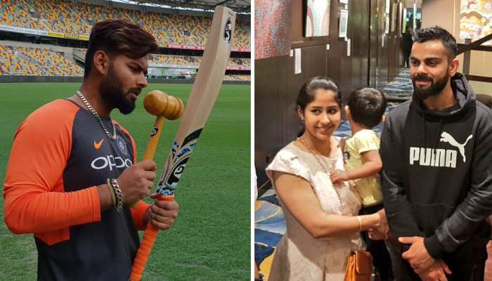 PICS: ऑस्ट्रेलिया पहुंची टीम इंडिया ने शुरू की प्रैक्टिस, कोहली ने फैन्स के साथ दिया पोज