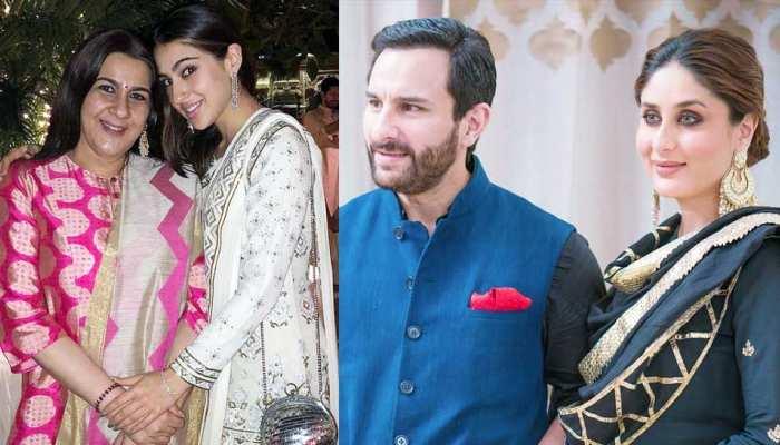 Video: सैफ-करीना की शादी पर बोलीं सारा अली खान, 'मुझे मम्'€à¤®à¥€ ने ही तैयार कर भेजा था...'