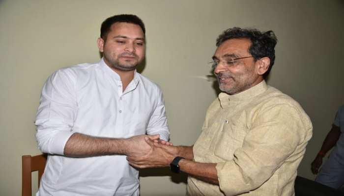 उपेंद्र कुशवाहा को बेइज्जत कर रहे हैं नीतीश कुमार, उन्हें NDA में नहीं रहना चाहिए : तेजस्वी यादव
