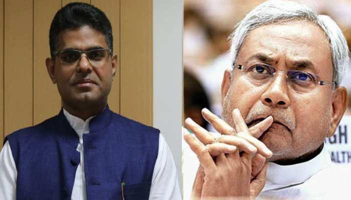 VIDEO: RLSP महासचिव माधव आनंद का बयान- 'नीतीश कुमार और सुशील मोदी हैं NDA में विवाद का कारण'
