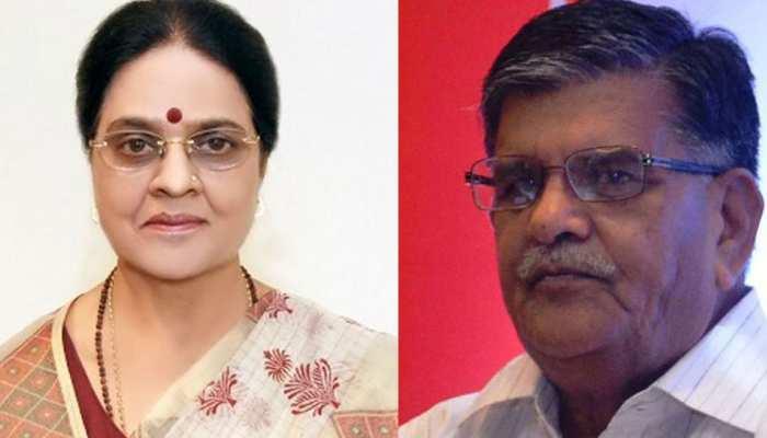 उदयपुर: BJP ने कटारिया पर फिर लगाया दांव, गिरजा व्यास से होगा मुकाबला