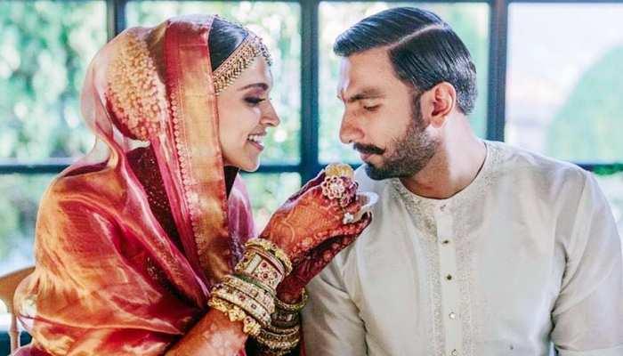 Wedding Album of Deepika padukone and Ranveer Singh