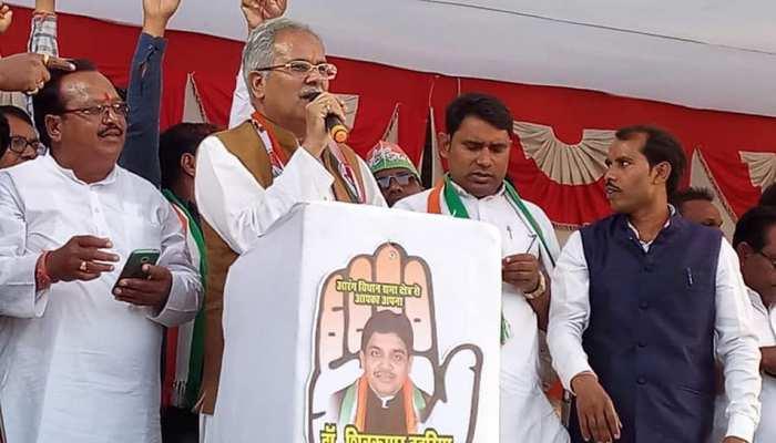 पाटन: तीन चुनावों में चाचा भूपेश बघेल और विजय बघेल के बीच होता रहा है मुकाबला