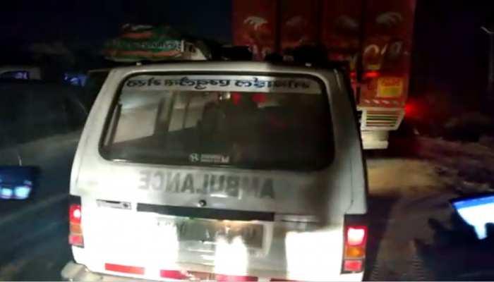 हिंसा के बाद दिल्ली से बुलंदशहर जाने वाले रास्ते पर 15-20 किलोमीटर लंबा जाम