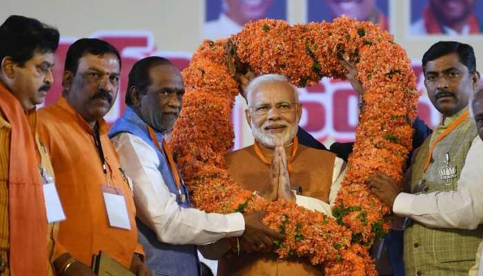 राजस्थान: कांग्रेस पर पीएम मोदी का पलटवार, पूछा- कहां से लाए हिंदुत्व का ये ज्ञान?