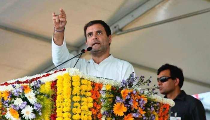 PM मोदी को भारत माता नहीं, नीरव मोदी की जय के साथ संबोधन शुरू करना चाहिए- राहुल गांधी