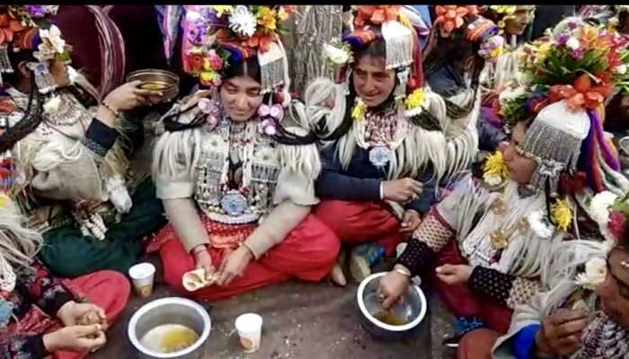 Brokpa are a small community of Jammu and Kashmir in Ladakh