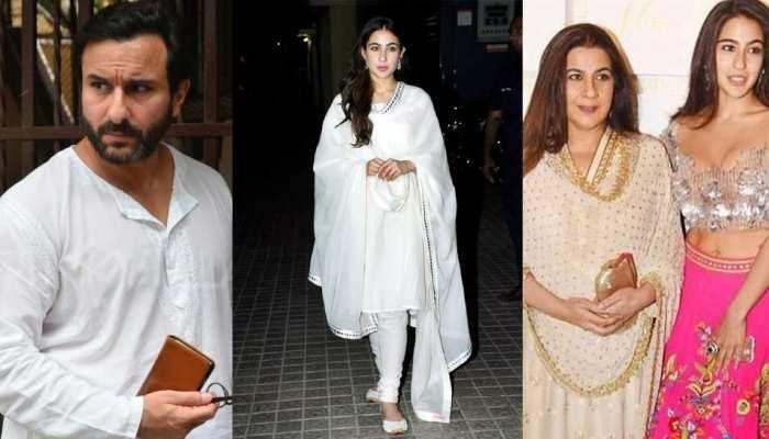 Special Screening of Kedarnath at PVR JUHU mumbai Sara ali khan