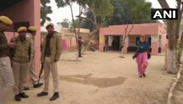 राजस्थान: करणपुर के बूथ केंद्र संख्या 163 पर पुन: मतदान की प्रक्रिया शुरू