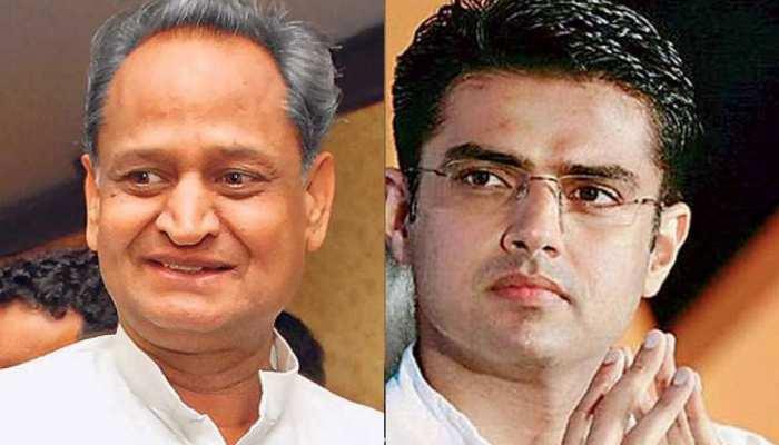 राजस्थान चुनाव परिणाम : टोंक से कांग्रेस के सचिन पायलट तो सरदारपुरा से गहलोत जीते