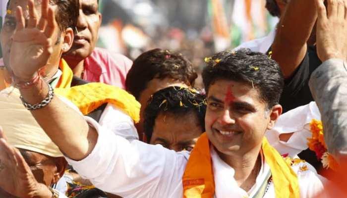 राजस्थान चुनावः टोंक में जीत दर्ज कर CM की रेस में और आगे निकले सचिन पायलट