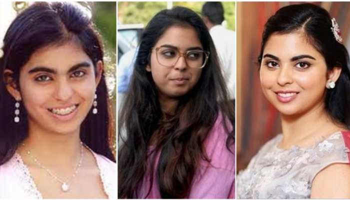 10 rare photos of isha ambani she is getting marry to ananad piramal
