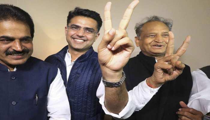 राजस्थान: सचिन पायलट को CM बनाने के मांग को लेकर समर्थक ने लिखी खून से चिट्ठी