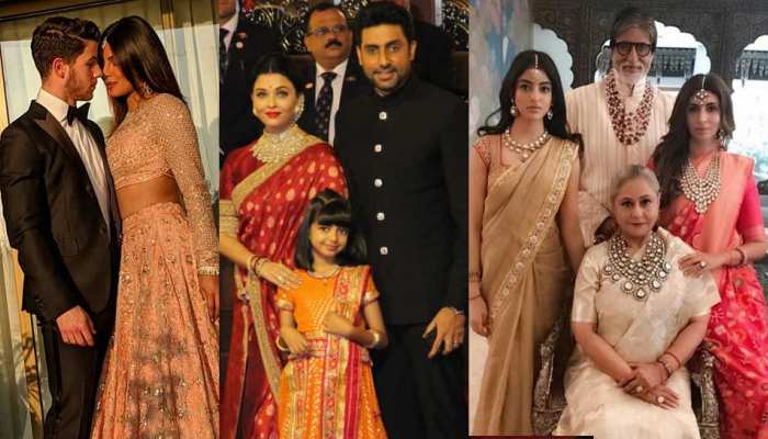 Isha Ambani Wedding: Priyanka Chopra, Bachchans and Pranab Mukharji reached