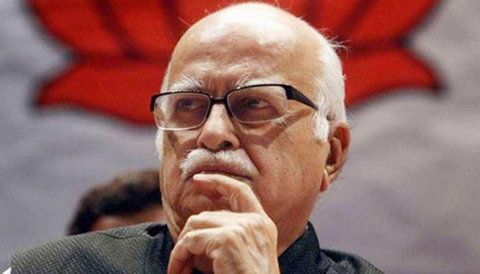 लालकृष्ण आडवाणी दिल्ली विधानसभा के रजत जयंती समारोह में हिस्सा नहीं लेंगे : रामनिवास गोयल
