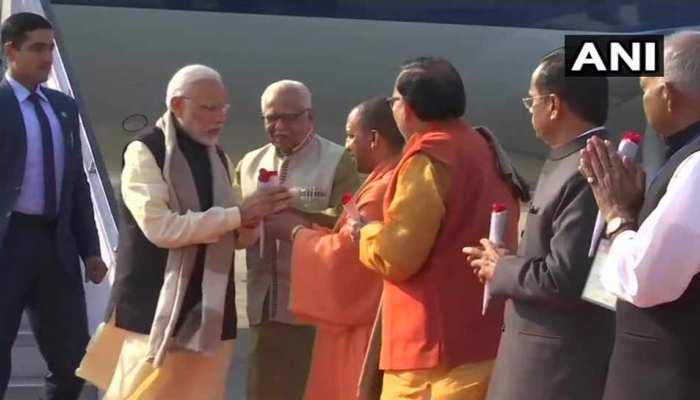 आज रायबरेली-प्रयागराज के दौरे पर PM मोदी, एक क्लिक पर जानें मिनट-टू-मिनट कार्यक्रम