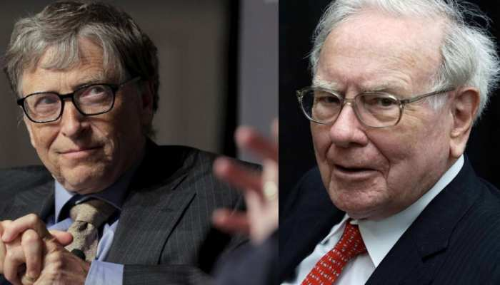 Bill Gates to Warren Buffet billionaires donated 5.1 lakh crore in charity