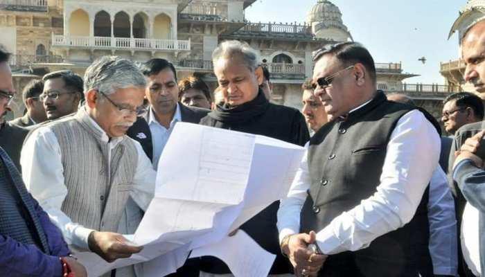राजस्थानः आज CM पद की शपथ लेंगे अशोक गहलोत, समारोह में होगा कई दिग्गजों का जमावड़ा