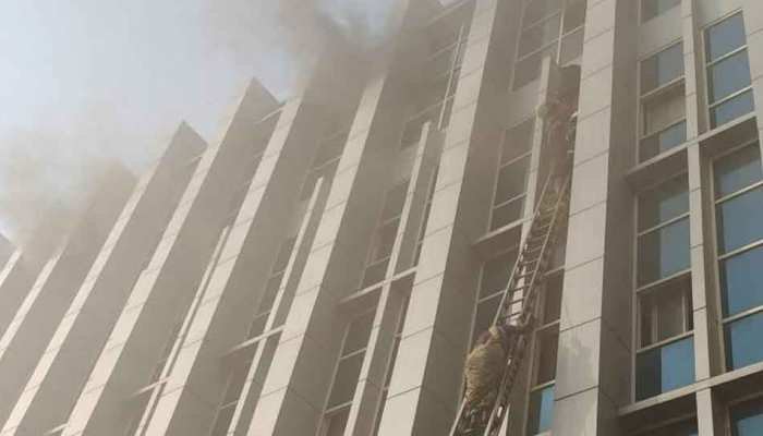 India Today: Mumbai ISIC hospital fire, Swiggy delivery boy saved 10 people