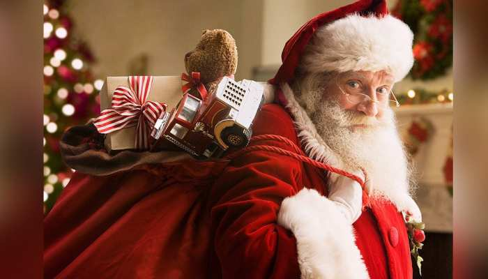 Know who is Santa Claus and what is the relation between Christmas?