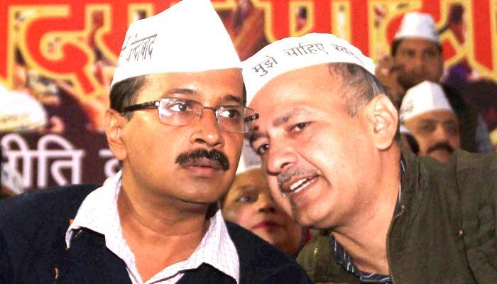 केजरीवाल पंजाब और सिसौदिया गोवा विधानसभा चुनाव पर देंगे ध्यान