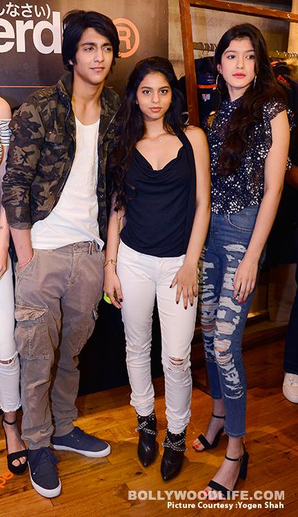suhana khan SRK