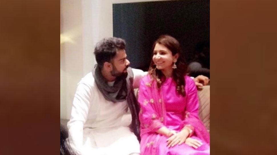 Anushka Sharma Virat Kohli