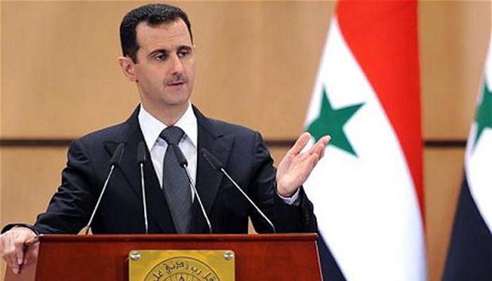 'सीरिया के राष्ट्रपति बशर अल-असद को जाना होगा, जिंदा या मुर्दा'