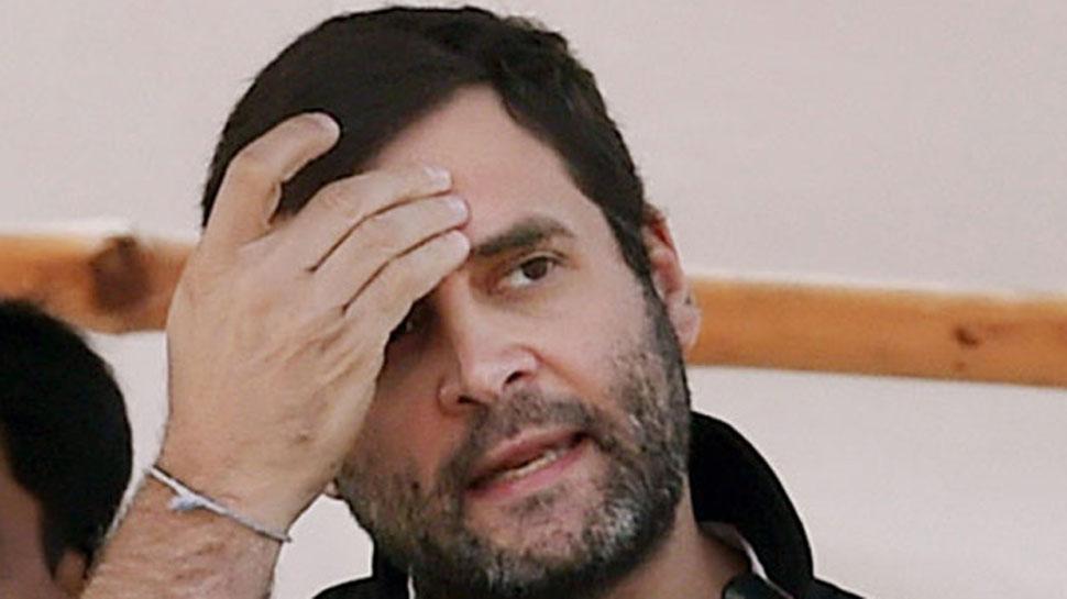 Image result for राहुल गांधी ने क्या यह बोलकर अपनी ही पार्टी को संकट में डाल दिया