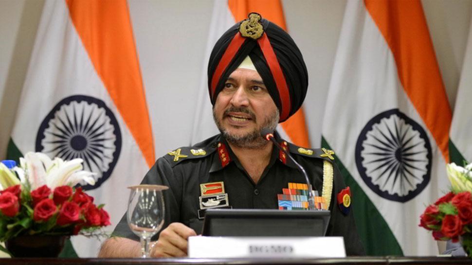ले.जनरल रणबीर सिंह होंगे सेना के नॉर्दन कमांडर, सर्जिकल स्ट्राइक के समय थे DGMO