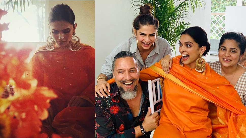 शुरू हो गईं दीपिका पादुकोण रणवीर सिंह की शादी की रस्'€à¤®à¥‡à¤'! सामने आईं पहली Photos